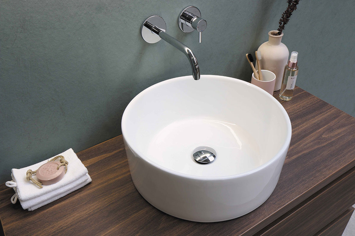 Bathrrom Round Sink