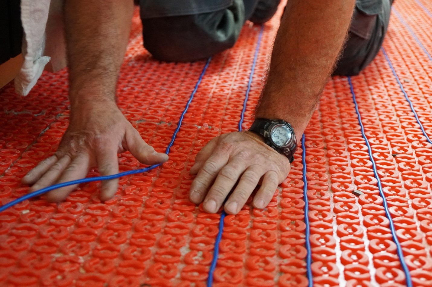 Warmup Radiant Floor Heating